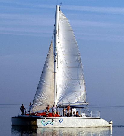 Blu Q Catamaran: Blu Q