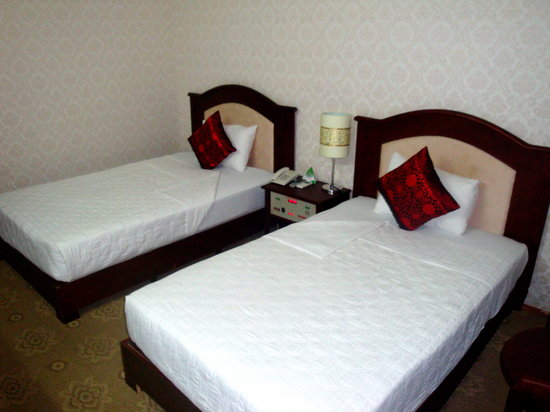 Muong Thanh Vinh Hotel: Chambre standard