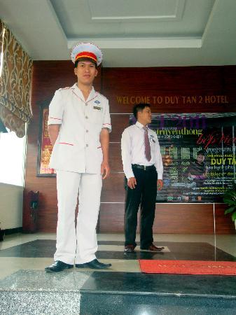 Duy Tan 2 Hotel: Portier - Bagagiste