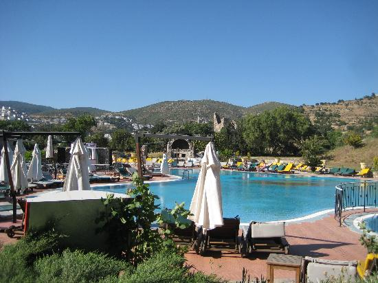 L'Ambiance Resort Bodrum: Pool View