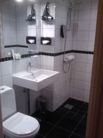 Hellerup Parkhotel: Salle de Bain