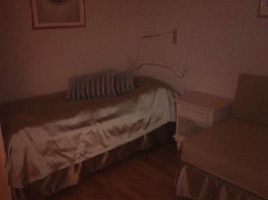 Hellerup Parkhotel: le lit