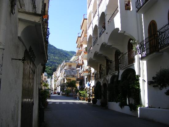 Minori, Itália: The hotel