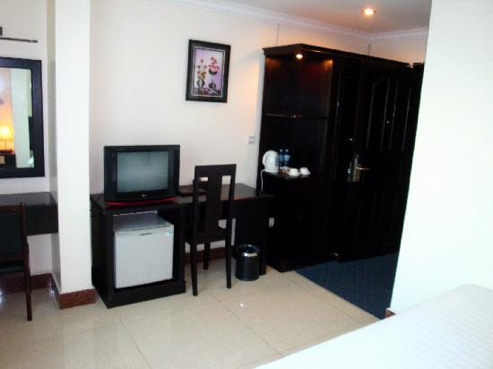 Cardamom Hotel: Chambre 203
