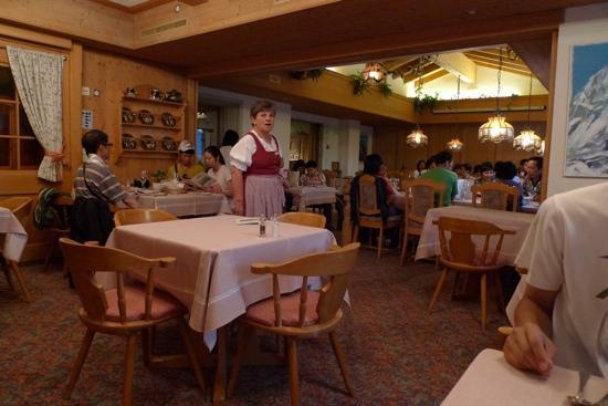 Hotel Kirchbuehl: Restaurant