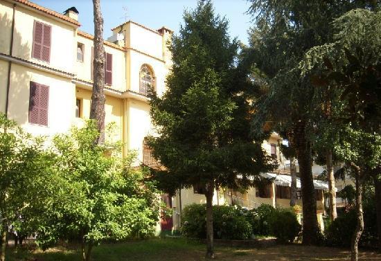 Hotel Delle Palme: Il parco