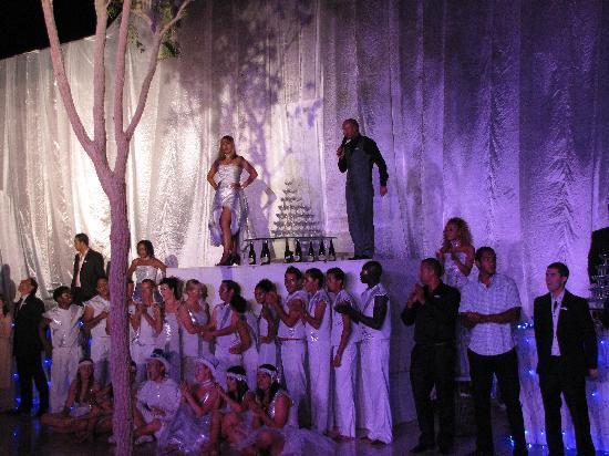 Club Med Sinai Bay: soirée blanche