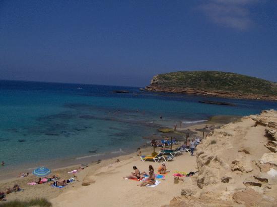 Fiesta Hotel Milord : local beach