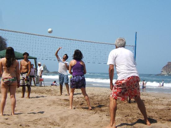 Sunscape Dorado Pacifico Ixtapa: sano esparcimiento