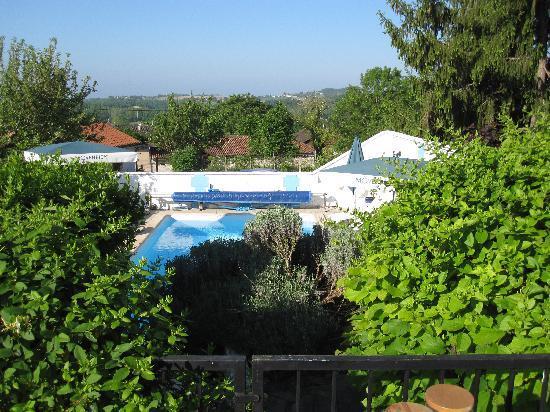 Hotel La Vieille Maison: Pool