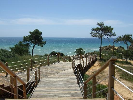 Boardwalk To Beach Picture Of Sao Rafael Atlantico Sesmarias