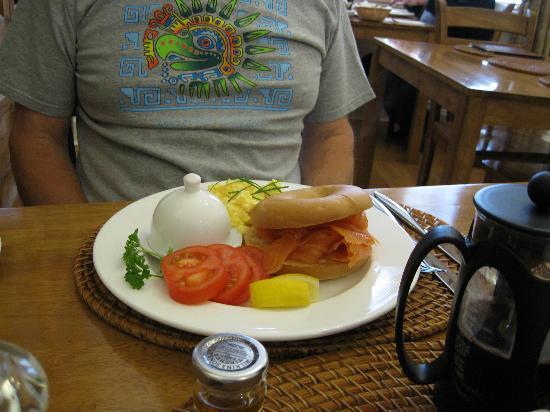 The Twenty One: Even more amazing breakfast