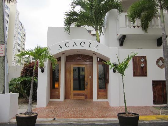 Acacia Boutique Hotel : The Acacia