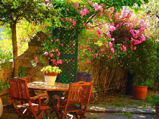 Il Sole del Sodo: giardino