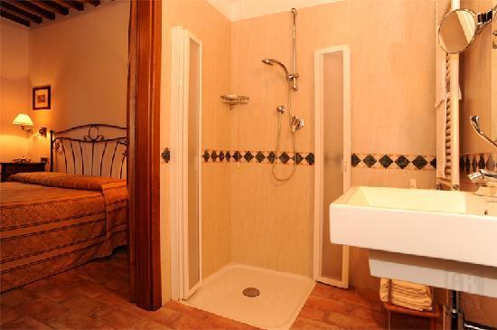 Hotel la Fonte del Cerro Saturnia: Bagno Rosmarino - Albergo la Fonte del Cerro - Saturnia
