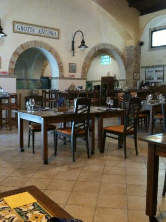 Antico Borgo Marinaro : interno