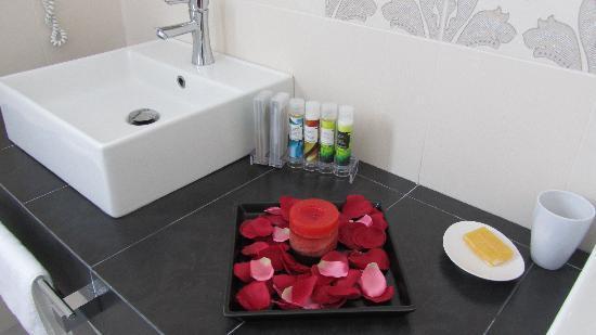 Melian Boutique Hotel & Spa : Bathroom