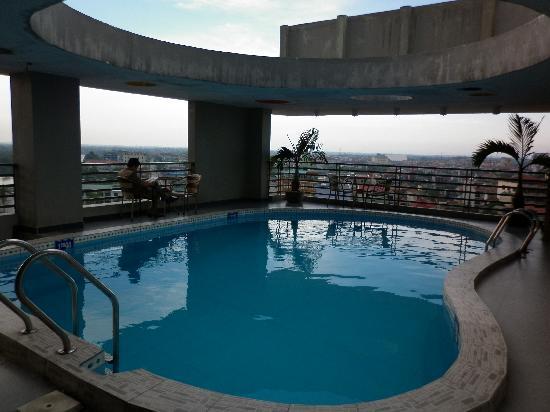 Ngoc Huong Hotel: Pool
