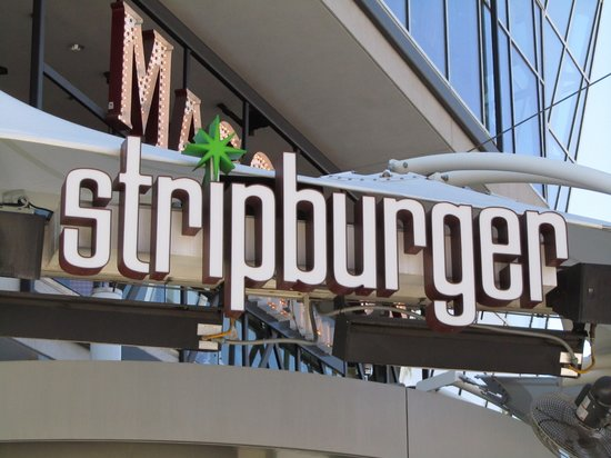 Stripburger : The Sign