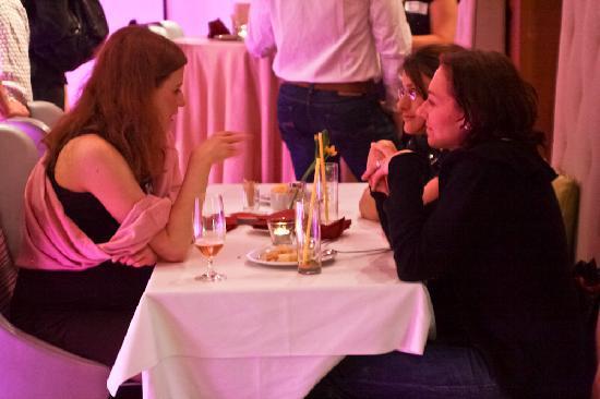 Inn Ox Lounge: restaurant