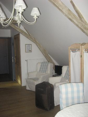 La Ferme des Saules : Our Lovely Room