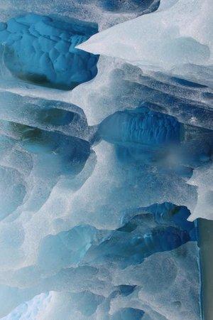 Регион Айсен, Чили: Patagonia Chile Grey Glacier Blue Iceberg