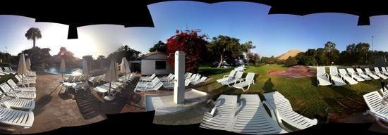 Hotel Las Dunas: las dunas