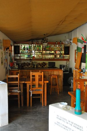 O Lar Do Ouro Guest Lodge : The Bar