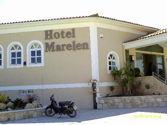 Marelen Hotel: The receptionists are lovely