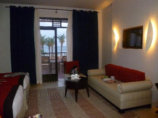Club Med Sinai Bay: spaceful & elegant bedrooms