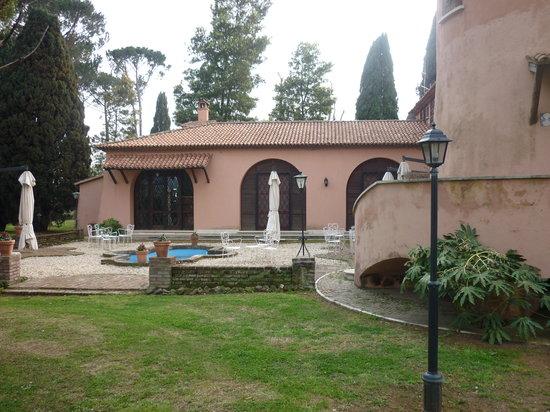 Villa Germaine : Retro