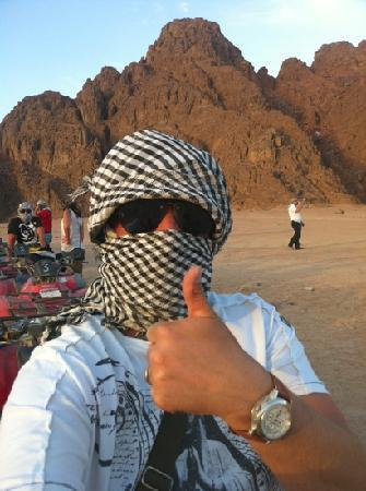 Sharm Holiday Day Tours: sharmholiday dessert quads