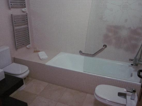 Hotel Convento San Diego: Cuarto baño