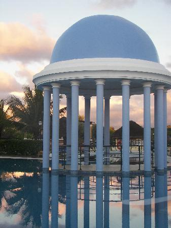 Iberostar Varadero: The pool gazebo