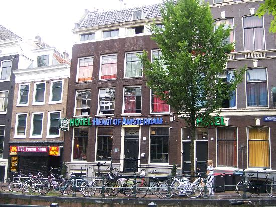 Heart of Amsterdam: Interesting location