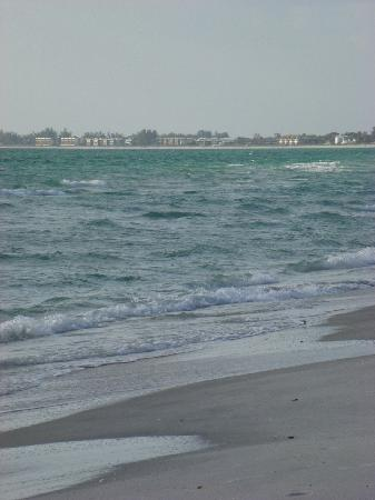 Gasparilla Island State Park: The beach