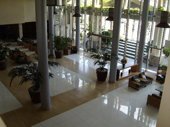 Marylanza Suites & Spa: Lobby