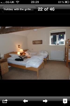 Ellwood Cottages : Bedroom