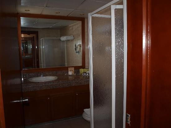 Maritim Jolie Ville Resort & Casino Sharm El-Sheikh: la salle de bains