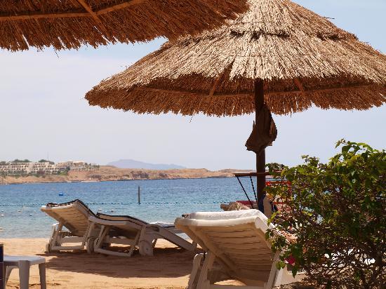 Maritim Jolie Ville Resort & Casino Sharm El-Sheikh : la plage