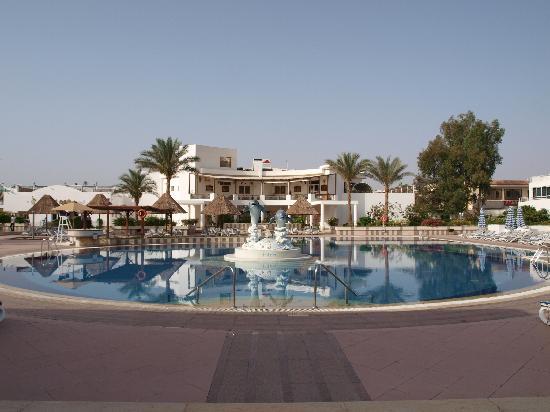 Maritim Jolie Ville Resort & Casino Sharm El-Sheikh : la piscine