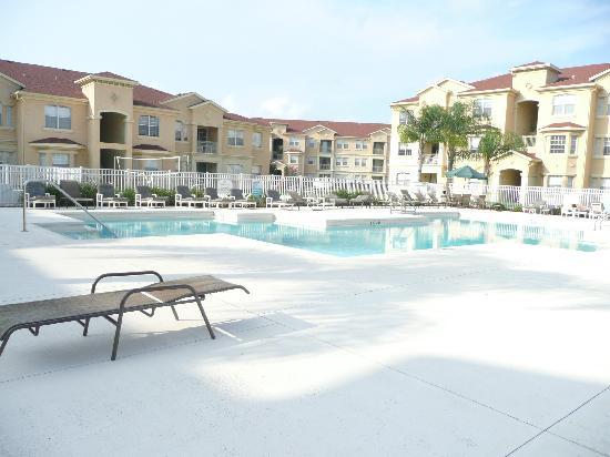 Terrace Ridge Disney World: The pool