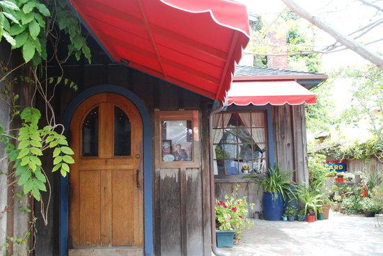 Fandango Restaurant : entrance