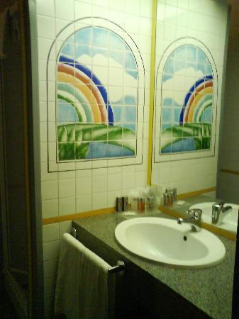 Grand Hotel Villa Dei Papi: Bathroom