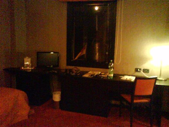 Grand Hotel Villa Dei Papi: bedroom