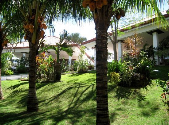 Casa Margaritha: Front Ansicht