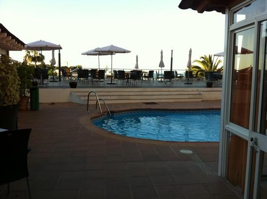 Nerja Club: pool&patio