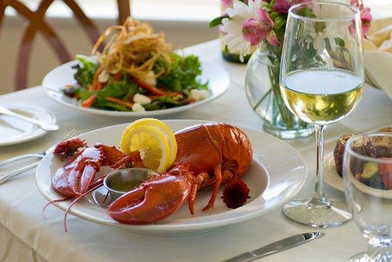 95 Ocean at The Nonantum Resort: Lobster Dinner