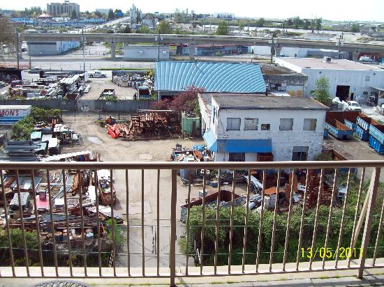 "Days Inn - Vancouver Airport: ""View Deck""...view"