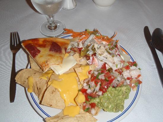 Barcelo Huatulco: Lunch